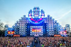 The Miami New Times reports that several hundred attendees were injured last night, with 15 people needing to be hospitalized during the second night of Ultra Music Festival.
