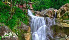 Wisata Alam Air Terjun Suhom Lhoong