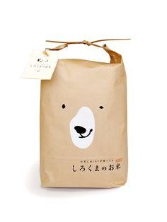 Ryuta Ishikawa | Rice Packaging