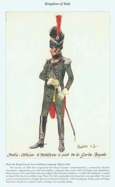 Kingdom Of Naples, Kingdom Of Italy, Empire, Italian Army, Napoleonic Wars, Tin Toys, Troops, 19th Century, Military