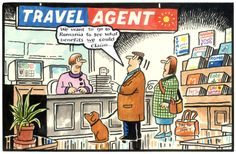 13 January 2014 - Immigration the other way around. By Thomas