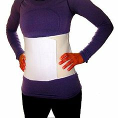 MaternaBelt - Post Pregnancy Abdominal Binder (C-Section Support) Umbilical Hernia, Muscle Strain, C Section, Diastasis Recti, Alzheimer's And Dementia, Pregnant Diet, Back Muscles, Post Pregnancy, Fabric