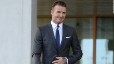 """Since retiring from soccer, Beckham has tried his hand at acting. It was announced in March that <a href=""""http://www.bbc.com/news/entertainment-arts-26613554"""" target=""""_blank"""">he will appear in a special edition of the UK classic sitcom, """"Only Fools and Horses,</a>"""" to raise money for a good cause."""