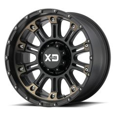 American Racing 82929063918 Series Hoss Wheel Size: 20 x 9 Bolt Pattern: 6 Rims And Tires, Wheels And Tires, Jeep Wheels, Moto Street, Wheel And Tire Packages, American Racing, Dodge Ram 1500, Black Wheels, Lifted Trucks