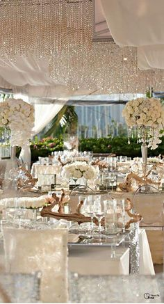 Venues & Decor/go with gold..always classy if done properly...BellaDonna