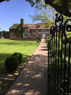 Deans Place Hotel - Wedding Venue Sussex - gardens - terrace - croquet lawn