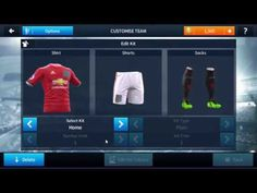 How to Import Dream League Soccer Kits 2018 Manchester United Away Kit, Manchester United Stadium, Manchester City Logo, Real Madrid Goalkeeper, Liverpool Soccer, Barcelona Fc Logo, Barcelona Football, Barcelona Futbol Club, Football