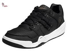 best sneakers 18ac6 02ebc K-swiss classic Zapatilla si-18 intl neu lux black white 7 -