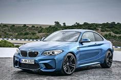 BMW F87 M2 // front a little overstyled imo, but still a well proportioned car