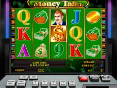 Money Talks is an amazing slot game with 5-reels and 9 paylines,which is dedicated to money and desire of enrichment. Special symbols open for you new ways to get your money, and don't forget that this game is about money, so all symbols are represented by everything ,what is connected to money. Play Money Talks by Novomatic at www.slotspill.com