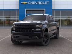 Black Chevy Silverado, 2019 Silverado, Silverado Truck, Chevrolet Silverado 1500, Chevrolet Trucks, Chevy Dealerships, Rear Seat, Dream Cars, Vehicles