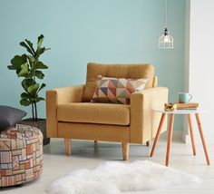 B - Library - Armchair  Choice of colours available $349 each  Fantastic Furniture