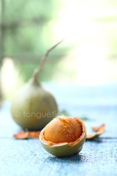 Bael fruit with pulp - a native Indian fruit   Woodapple   Stone apple   tongueticklers.com