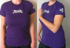 DiscGolf4Women.com - The Go-To Site for Everything in Women's Disc Golf!  Tshirts available @ http://www.discgolf4women.com/shop