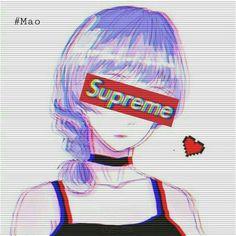 Kết quả hình ảnh cho supreme anime