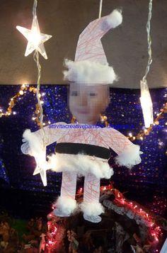 Attività Creative Per Bambini: Foto da Babbo Natale