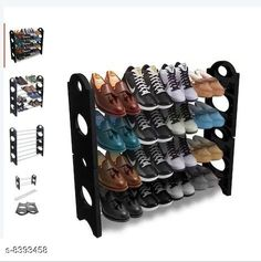 Sports Shoes & Floaters Trendy Home Utility