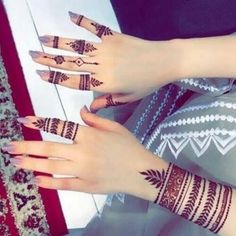 New fingers Henna designs - Henna mehndi Henna Tattoo Designs Simple, Finger Henna Designs, Mehndi Designs For Beginners, Modern Mehndi Designs, Mehndi Design Pictures, Mehndi Designs For Girls, Mehndi Designs For Fingers, Latest Mehndi Designs, Mehndi Designs For Hands