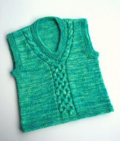 Child's sweater vest tank top sleeveless sweater. 3 by FeltFusion