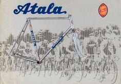 Atala frame catalogus | Italiaanse Racefietsen