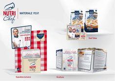 """Materiale P.O.P. - Nutrichef  Leggi l'articolo sul nostro blog: La creatività """"libera il gusto"""". Il benessere a tavola """"suggerito"""" dalla comunicazione P.O.P. nei negozi specializzati Nutrifree.  http://www.danieladicosmoadv.it/blog/?p=7351"""