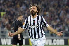Andrea Pirlo a été sacré meilleur joueur du championnat italien