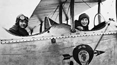 eileen vollick takes flight first canadian woman to become a pilot 1920s Bathing Suits, Becoming A Pilot, Female Pilot, Jersey Outfit, Canada Eh, Vintage Air, Fighter Pilot, Tennis Clothes, Hunting Clothes