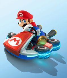 Mario Kart 8 coming to Wii U on May 30th | Pre-Order!