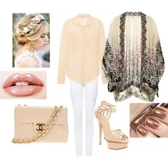 """""""Unbenannt #52"""" by heike-muller on Polyvore  Love the outfit"""