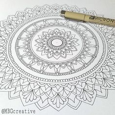 This drawing is ready to be colored! Would you like this coloring FOR FREE in your mailbox ⁉ Keep following my page, within a few hours I'll let you know how to get this one!!  A gift to celebrate my 20K followers milestone   #20k#20kgiveaway#giveaway#coloringpage#kleurenvoorvolwassenen#adultcoloring#coloringforadults#kleurboek#coloringbook