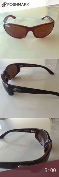 Unisex costa Del Mar howler 🕶 Great pair of unisex sunglasses. In perfect condition. No scratches and lenses are perfect!! costa del mar Accessories Sunglasses