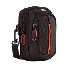 f1bb5d1a7 Case logic dcb313 negro funda para cámara digital compacta Funda de  poliéster ideal para guardar la