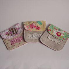Cute zakka pouches