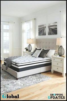 Mattress In A Box, Queen Mattress, Best Mattress, Room Decor Bedroom, Bedroom Furniture, Box Bed, Girl Bedroom Designs, Bedding Basics, Interior Decorating