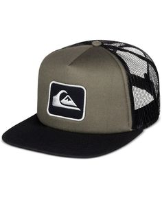 Quiksilver Men's Roper Trucker Hat