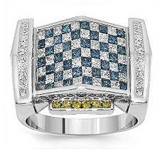 Mens Diamond Rings - Diamond Rings for Men - Avianne & Co