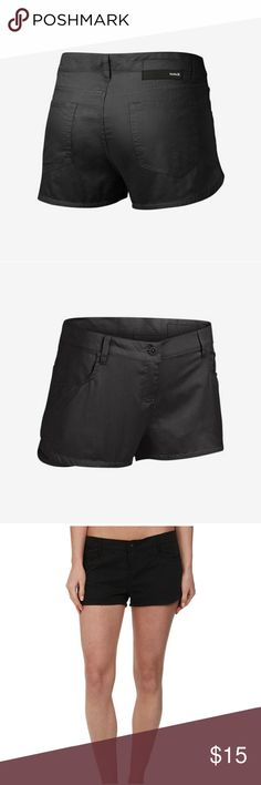 Hurley Dri Fit Beachrider 5 Shorts Hurley Beachrider black shorts. Very comfortable and dry very quickly. Only worn a couple times. Hurley Shorts
