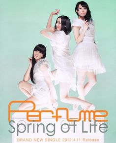 Perfume - Sping of Life