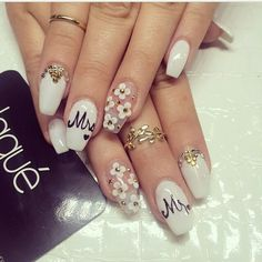 Not a mani you'll wear at any other time.