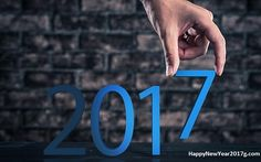 HD Happy New Year 2017 Greetings Cards