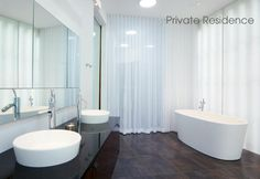 Private Residence | Wetstyle