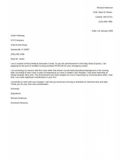 job cover letter example the best cover letter sample best cover letter template the best .