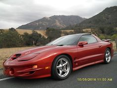 cool 2001 Pontiac Trans Am WS6 - For Sale View more at http://shipperscentral.com/wp/product/2001-pontiac-trans-am-ws6-for-sale/