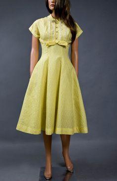 #sweet yellow dress  yellow dress #2dayslook #yellow style #yellowfashiondress  www.2dayslook.com