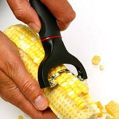 Norpro Non Slip Grip-EZ Corn Cutter Stripper Zipper. Very, New!!!