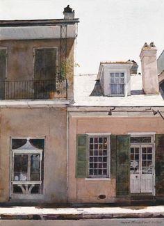 Sunshine, watercolor, 15 x 11.