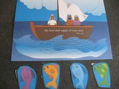 The Bough Family Homeschool: My Blue Boat