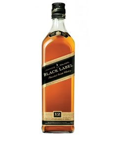 Johnnie Walker Black Label Whisky 0,7 Liter