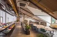 Private Sezin School Open Roof Space,© Yerçekim