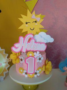 1, Birthday Cake, Deco, Desserts, Food, Parties Kids, Sun Rays, Tailgate Desserts, Birthday Cakes